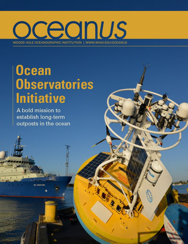 Ocean Observatories Initiative -OOI