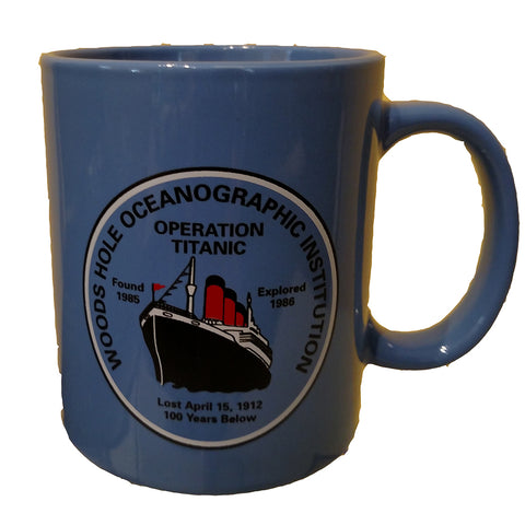 Commemorative TITANIC Mug
