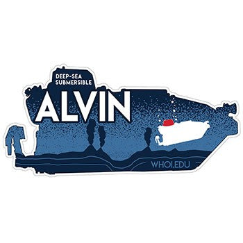 ALVIN Silhouette Decal