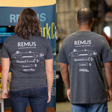 REMUS SharkCam T-shirt