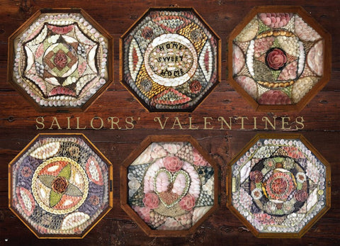 Sailors' Valentine Puzzle - 500 pieces