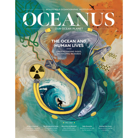 The Ocean and Human Lives