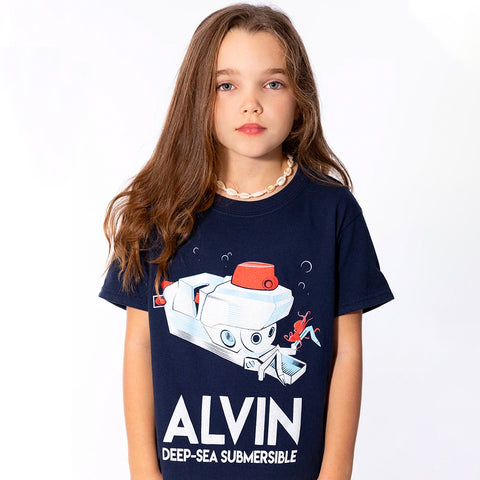 ALVIN T-Shirt for kids