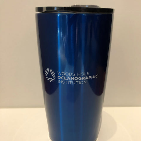 WHOI Logo Travel Mug