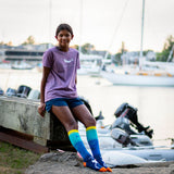 Ocean Zones Socks