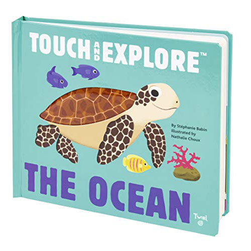 Touch & Explore The Ocean