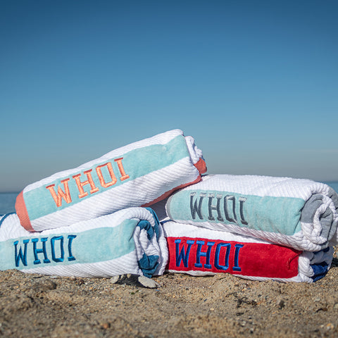 WHOI Beach Towel