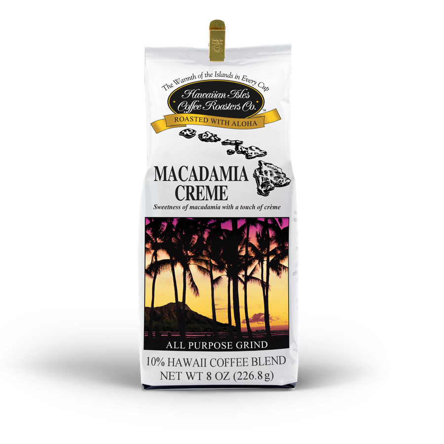 Macadamia Creme - Ground - 8 oz