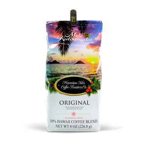 Holiday Edition - Original - Ground - 8 oz - Hawaiian Isles Kona Coffee