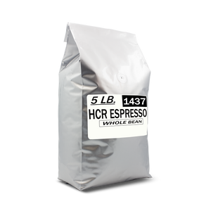 HCR Espresso Roast - Whole Bean - 5-lb bag - Hawaiian Isles Kona Coffee