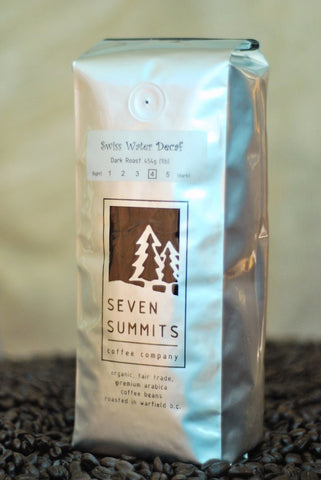 Swiss Water Decaf [Dark] 454g