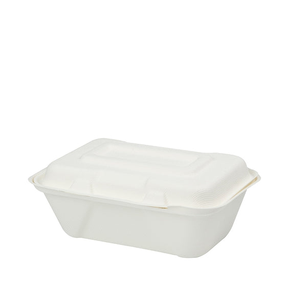 Sokeriruoko take-away rasia 19,1x13,6x5,9cm