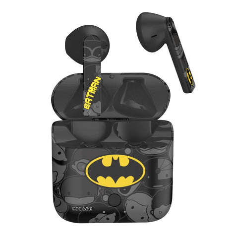 Batman BatPods (True Wireless) Audífonos inalámbricos in-Ear Bluetooth 5.0  - batman.com.mx