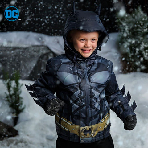 Chamarra para Niños The Dark Knight - batman.com.mx