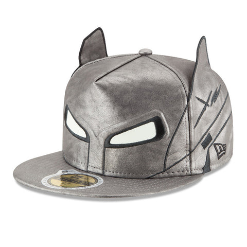 Gorra Armadura Batman - New Era 59Fifty (57.7 cm) - batman.com.mx