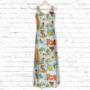 Texas Cowboy T1507 - Hawaii Dress