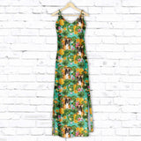 Boxer Pineapple Tropical T1507 - Hawaii Dress