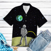 Load image into Gallery viewer, Amazing Astronaut HT14701 - Hawaii Shirt