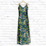 Beautiful Koi Fish T1507 - Hawaii Dress