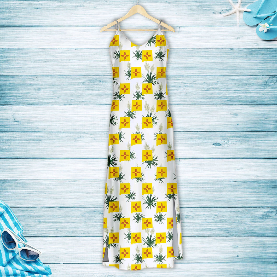 New Mexico Yucca H157044 - Hawaii Dress