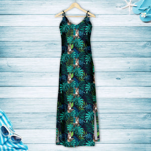 Tropical Donkey H157048 - Hawaii Dress