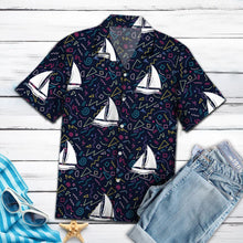 Load image into Gallery viewer, Amazing Boats HT14719 - Hawaii Shirt