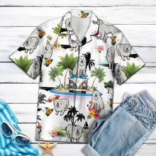 Load image into Gallery viewer, Great Pyrenees Vacation G5716 - Hawaii Shirt