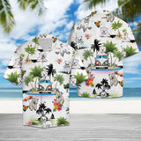 West Highland White Terrier Vacation G5716 - Hawaii Shirt
