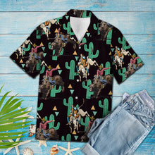 Load image into Gallery viewer, Rodeo Cactus Pattern TG5716 - Hawaii Shirt