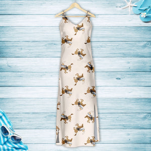 Rodeo Cowboy H157122 - Hawaii Dress