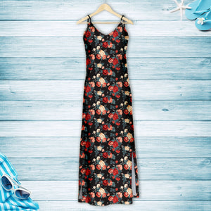 Amazing Rose HT15707 - Hawaii Dress