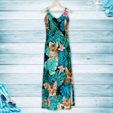 Tropical Bengal G5716 - Hawaii Dress