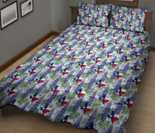 Load image into Gallery viewer, Texas Bluebonnet H217041 - Quilt Bedding Set