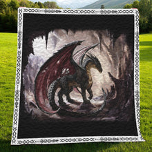Load image into Gallery viewer, Awesome Dragon G5723 - Quilt Blanket