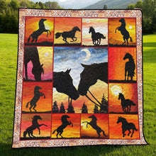 Load image into Gallery viewer, Amazing Horse H247036 - Quilt Blanket