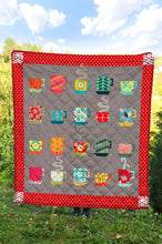 Load image into Gallery viewer, Different Cup Coffee T2407 - Quilt Blanket