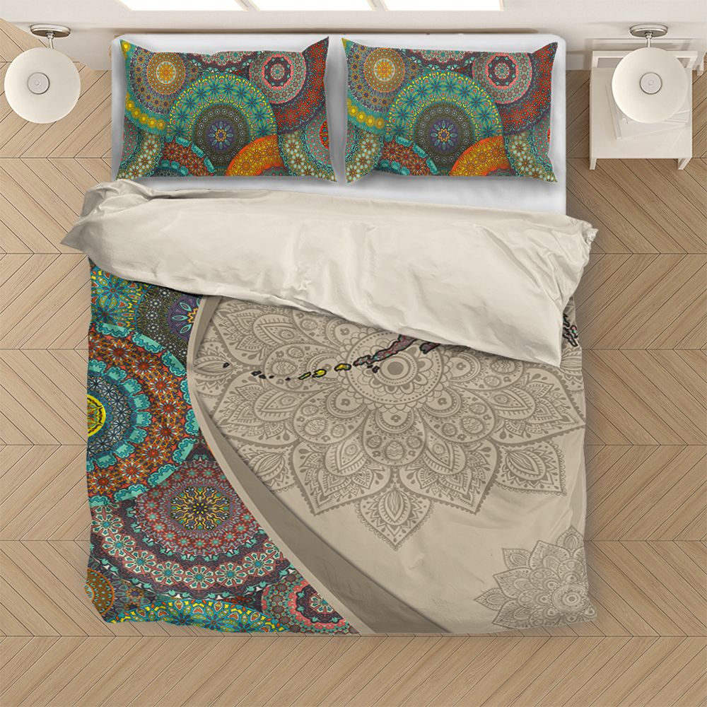 Alaska Mandala H28822 - Bedding Set