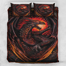 Load image into Gallery viewer, Fire Dragon H28833 - Bedding Set