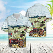 Load image into Gallery viewer, Awesome Tractor TG5731- Hawaiian Shirt