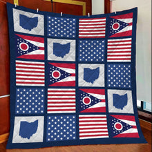 Load image into Gallery viewer, Amazing Ohio H5816 - Quilt Blanket