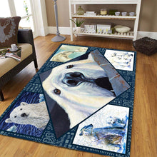 Load image into Gallery viewer, Amazing Polar Bear D0608 Rug