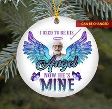 Load image into Gallery viewer, My Angel TY109 - Personalized Family Ornament Family Friends Memorial Gift Custom Christmas Accessories