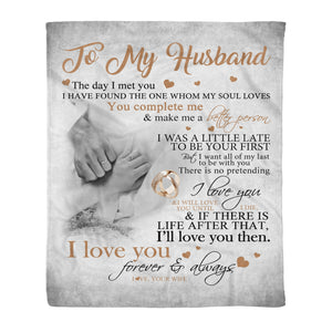To My Gorgeous Husband - Best Gift Family Idea Wedding Anniversary Couple