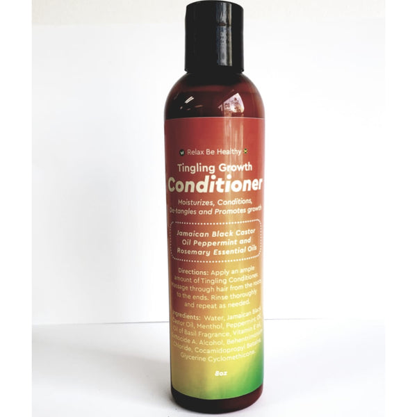 Jamaican Black Castor Oil Growth Conditioner