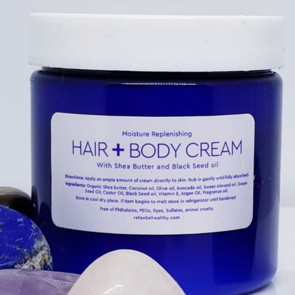 Hair and Body Cream
