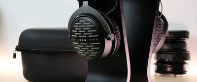 Beyer Dynamic DT 1990 Pro - Open Back Studio Headphone - Review
