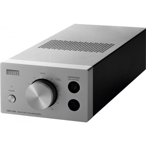 Stax SRM-353x Electrostatic Headphone Amplifier Headphone Amplifiers Stax