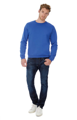 Sweat-shirt col rond unisexe ID202