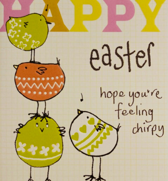 Easter - Chirpy