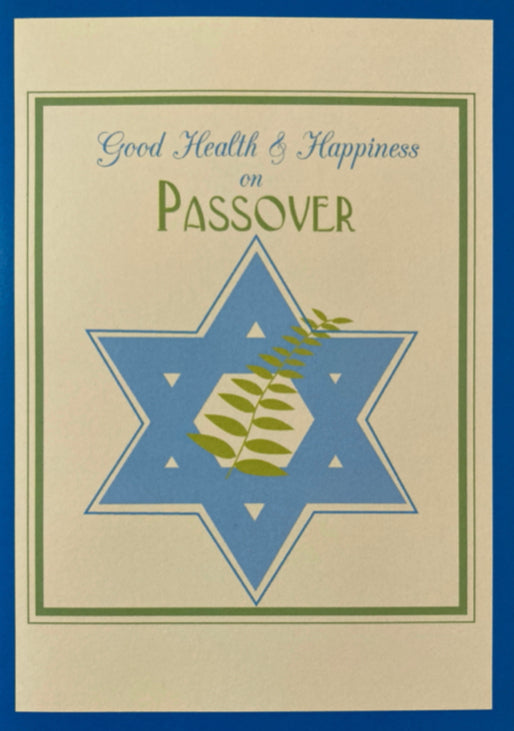 Passover - Health & Happiness